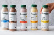 Forager Project Plant Shakes Review and Info - Creamy Protein and Probiotic Smoothies made with whole food ingredients. Dairy-free, gluten-free, soy-free, and vegan.