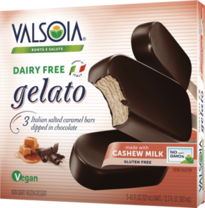 Valsoia Gelato Novelties Review and Information - Include Dairy-Free and VeganDipped Ice Cream Bars and Cones