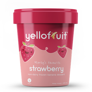 Yellofruit Non-Dairy Frozen Dessert is Going Bananas in Canada - we have the full details on this dairy-free ice cream line: ingredients, availability, ratings, and more.