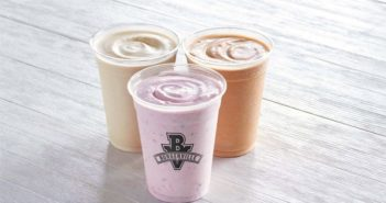 Burgerville Adds Dairy-Free Bliss Shakes to Permanent Menu - Plus List of Dairy-Free Menu Options at the Northwest Chain
