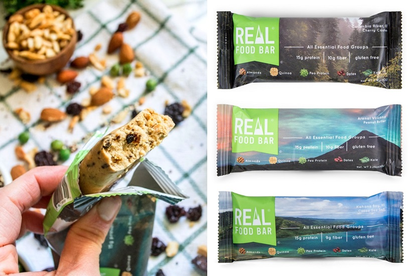 Real Food Bar Review & Information (Dairy-Free & Gluten-Free)