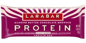 Larabar Protein Bars Review & Information - ingredients, nutrition facts, ratings and more! Dairy-free, gluten-free, grain-free, vegan, and no added sugars (select flavors)