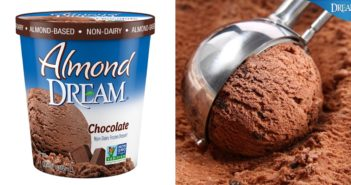 Almond Dream Ice Cream Review and Information - classic almond-based non-dairy frozen dessert. We have the ingredients, ratings, and more. Vegan, gluten-free and soy-free.