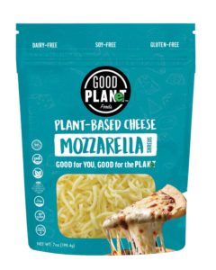 Good Planet Dairy-Free Cheese Shreds Review and Information - vegan, top allergen-free, available in Mozzarella, Parmesan, and More