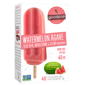 Goodpop Dairy-Free Freezer Pops Review and Information - ingredients, nutrition, other facts, ratings, and more! Vegan and gluten-free with paleo options.