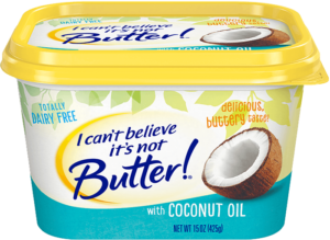 I Can't Believe It's Not Butter Dairy-Free Spreads Review and Information (including It's Vegan)