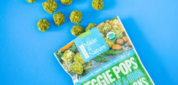 Made in Nature Veggie Pops are Super Snacks for Dairy-Free Cravings