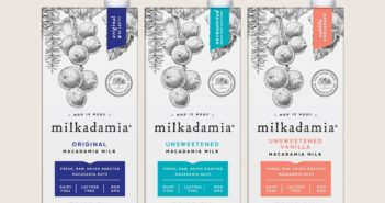 Milkadamia Macadamia Milk Review and Information - a nutty dairy-free milk beverage that's vegan and keto-friendly. We have the ingredients, ratings, and more.