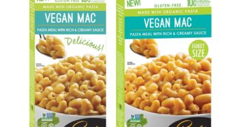 Pamela's Vegan Mac is a dairy-free gluten-free mac and cheese. We have the ingredients, more info, and ratings