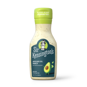 Sir Kensington's Ranch Dressing Does Dairy-Free Right in Four Flavors - Product Review, Ratings, Ingredients, and More Information (pareve, gluten-free, soy-free, and keto-friendly)