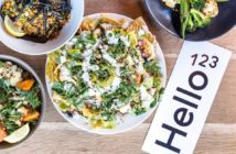 Hello123 Greets Toronto and Montreal Customers with a Fully Plant-Based and Dairy-Free Menu