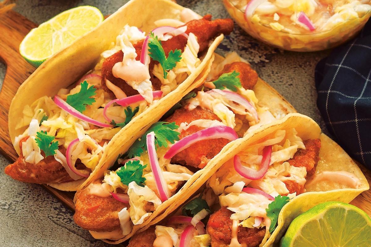 Vegan Sweet Potato Tacos Recipe from 30-Minute Frugal Vegan Recipes (sample recipe from a new cookbook!)