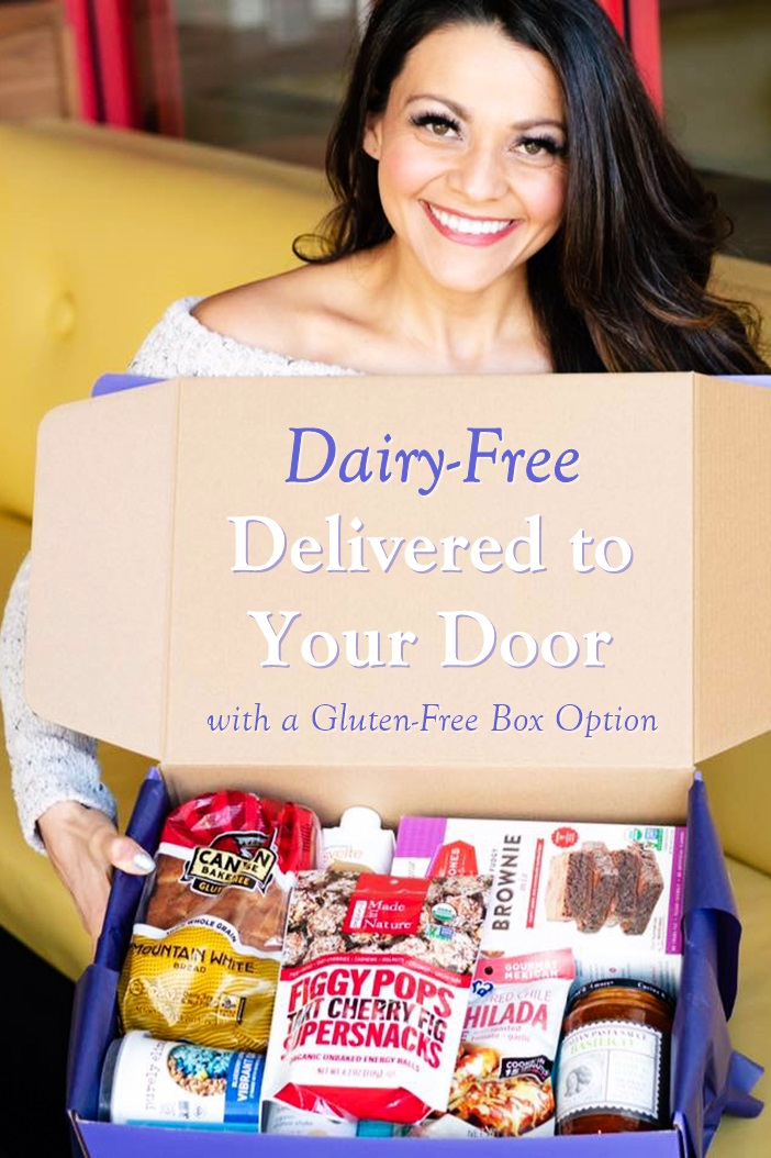 Be Free Co. is the first subscription box created specifically for the dairy-free consumer. It includes dairy-free snacks, goodies, pantry items, meal helpers, and more each month. They also offer a dairy-free and gluten-free box and vegan / plant-based boxes.