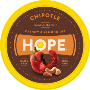 Hope Cashew & Almond Dips Review & Info (Dairy-Free, Vegan, Paleo & Gluten-Free) - we have ingredients, nutrition, ratings, and more!