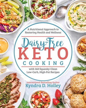 Dairy-Free Keto Cooking Cookbook!
