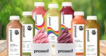 Pressed Juicery Dairy-Free, Gluten-Free & Vegan Menu Guide