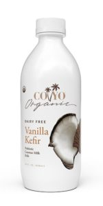Coyo Dairy-Free Kefir Information and Reviews / Ratings - vegan, pure, natural, gluten-free, soy-free, and so rich!