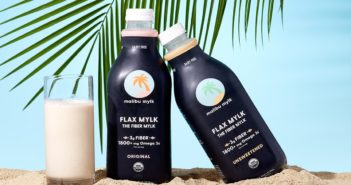 Malibu Flax Mylk Reviews, Ratings, and Information - Unlike other dairy-free, plant-based flaxmilk beverages, Malibu Flax Mylk uses the whole seed. It's organic, vegan, nut-free, soy-free, and gluten-free.