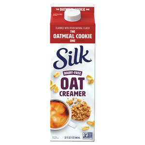 Silk Oat Creamer Reviews & Info - Dairy-Free, Vegan, Soy-Free, Formerly known as Oat Yeah