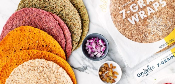Angelic Bakehouse Makes Healthy Meals Easy with 7 Sprouted Grains