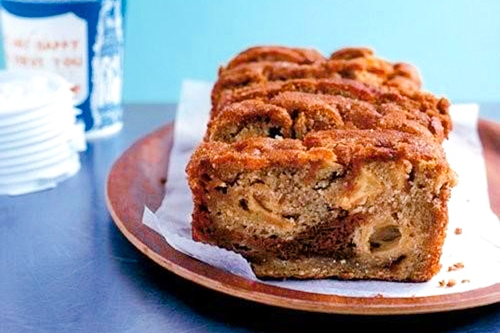 Gluten-Free Cinnamon Toasties Recipe by Erin Mckenna of Babycakes. A top allergen-free, vegan treat! Nut-free, dairy-free, egg-free, etc.
