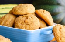 Vegan Pumpkin Spice Snickerdoodles Recipe - dairy-free, egg-free, nut-free, kids can bake fall treat!
