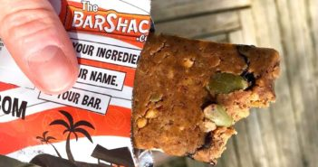 The Bar Shack Custom Dairy-Free Protein Bars - You Pick the Ingredients and You Name Your Perfect Protein Bars. Over 80 plant-based ingredients to choose from.