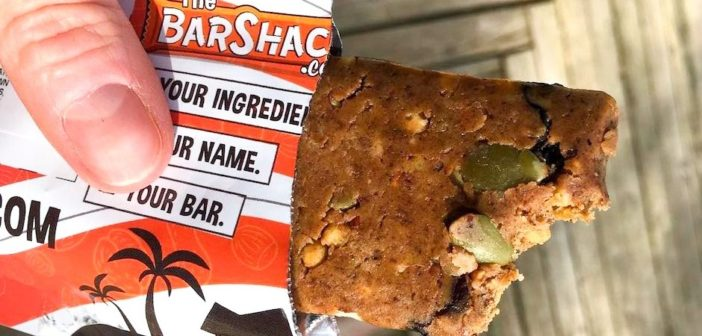 The Bar Shack Handcrafts Your Custom Dairy-Free Protein Bars