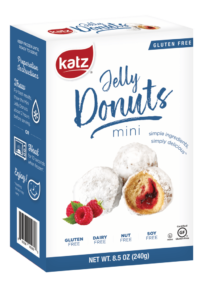 Katz Donut Holes Review and Information. All dairy-free, gluten-free, nut-free, and soy-free. Several varieties including jelly, custard, classic, and protein!
