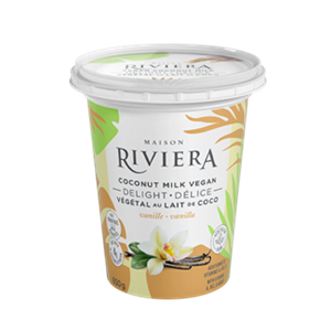 Maison Riviera Coconut Milk Yogurt (Vegan Delight) Review & Info