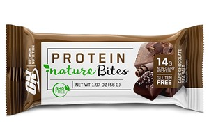 ON Nature Bites Review & Info (Dairy-Free, Chocolaty, Plant-Based Protein Snacks)