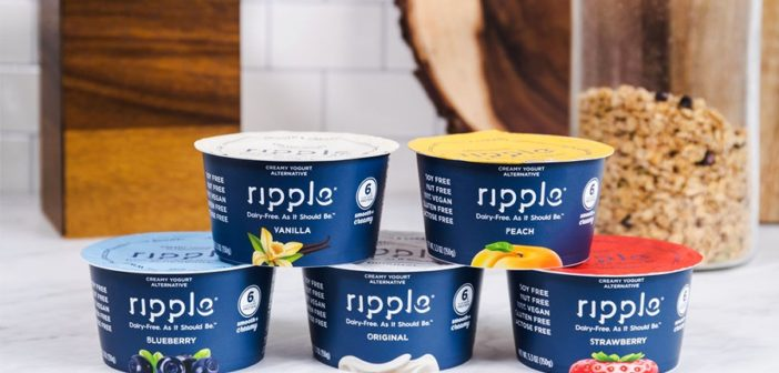 Ripple Yogurt Alternative Relaunches with New & Much Improved Formula