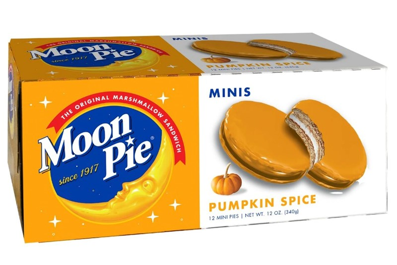 50 Dairy-Free Pumpkin Spice Sweets, Snacks, and More! Pictured: Moon Pies