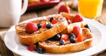 Dairy-Free Coconut Milk & Honey French Toast Recipe
