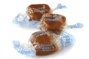 The Best Dairy-Free Caramels - a Complete Guide to Vegan and Dairy-Free Caramels, Caramel Chips, and Caramel Candy Bars for Baking and Enjoyment
