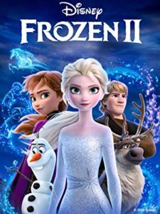 Disney Frozen II out now on Amazon Prime Video and DVD
