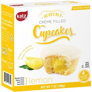 Katz Heavenly Crème Cakes Review and Information - gluten-free, dairy-free, nut-free, soy-free treats, like Hostess but much better!