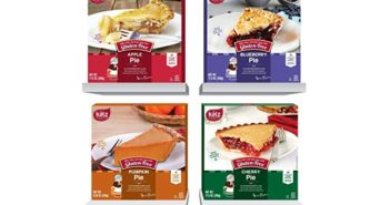Katz Pies Review and Information (gluten-free, dairy-free, nut-free, soy-free frozen pies) - allergy-friendly, we have the ingredients, nutrition, ratings, and more.