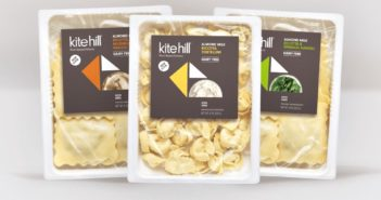 Kite Hill Dairy-Free Pasta Review & Info - we have the ingredients, ratings, and more for this vegan tortellini and ravioli (also soy-free)