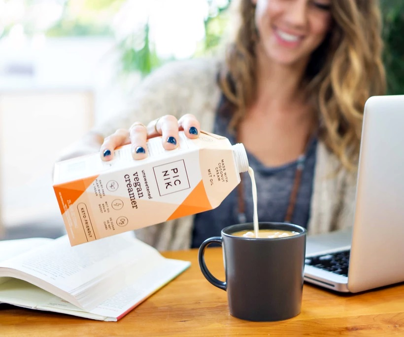 Picnik Dairy-Free Creamers are Nuts for Keto and Paleo Coffee Connoisseurs (with a vegan option) - we have ingredients, availability, ratings, and more!