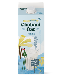 Chobani Oat Milk Drinks Review and Information (Dairy-free, Vegan, Gluten-Free, Soy-Free, Nut-Free, Kosher Pareve). We have ingredients, ratings, and more!