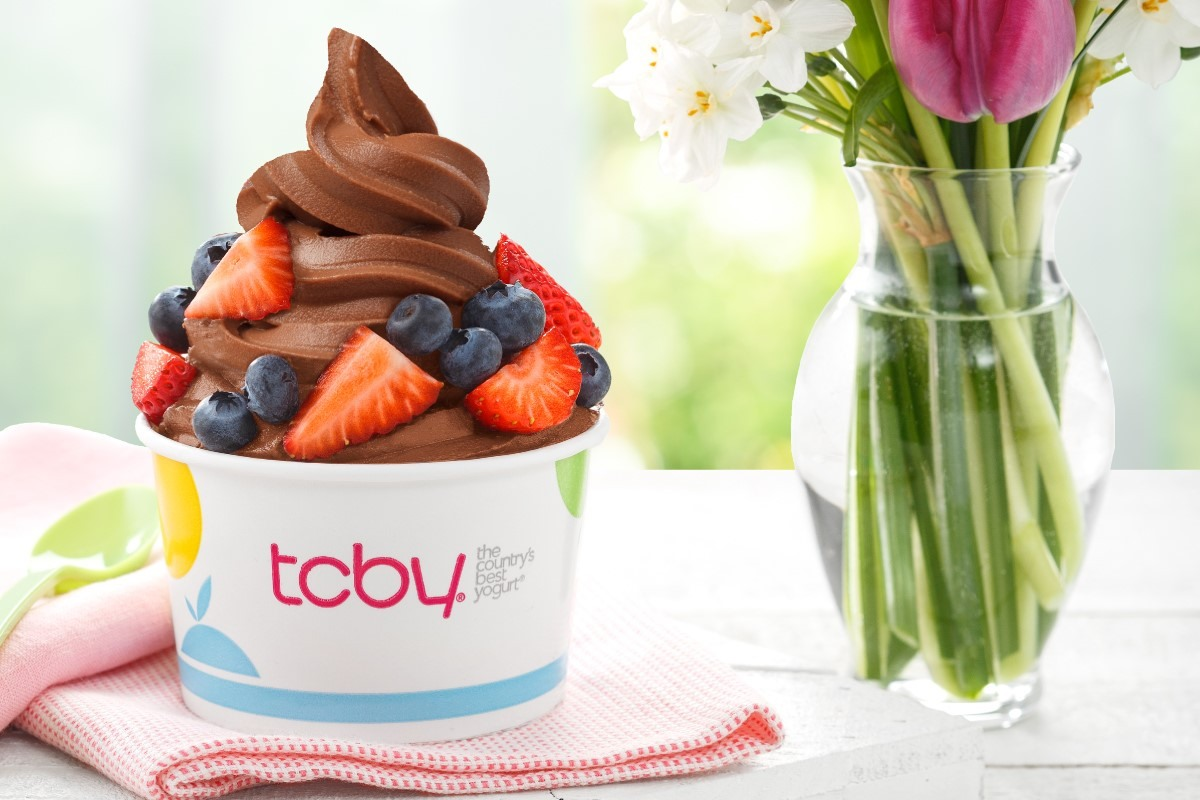 TCBY Dairy-Free Menu Guide with Vegan Options
