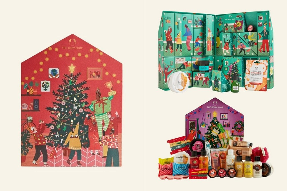 Non-Food Advent Calendars