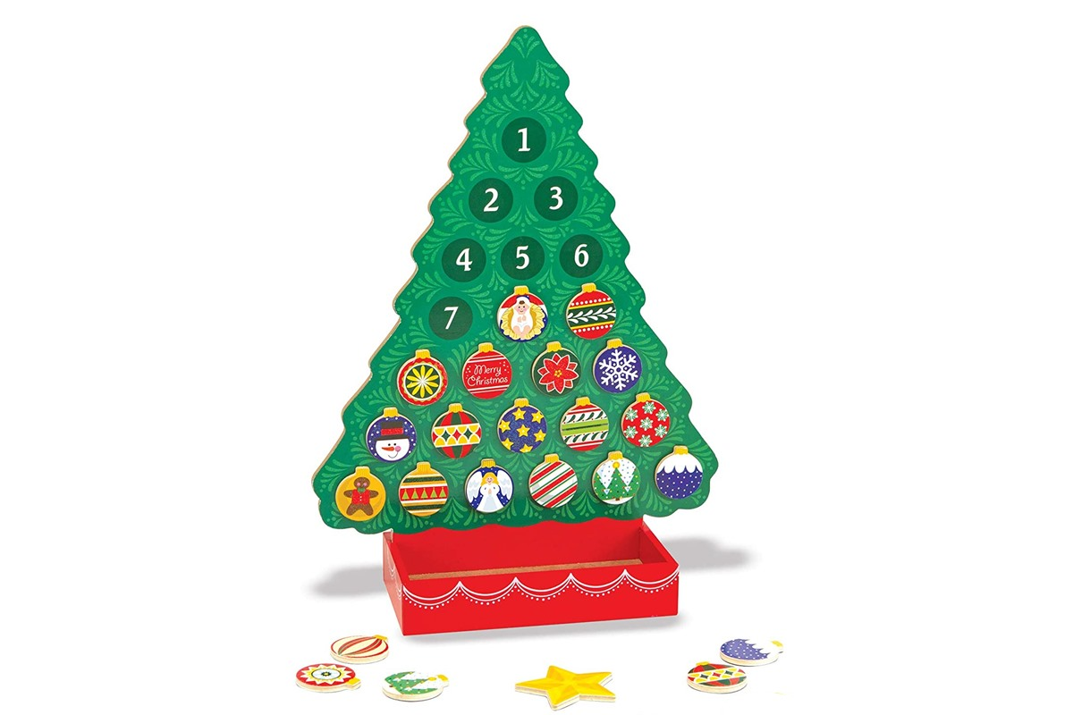 Melissa & Doug Magnetic Advent Calendars