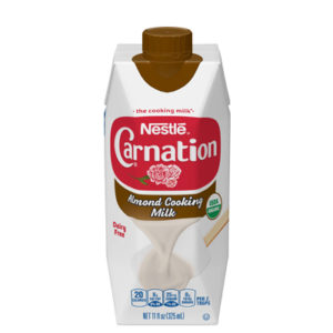 Carnation Almond Cooking Milk Review and Information - Dairy-Free, Gluten-Free, Soy-Free, Vegan, Keto Substitute for Evaporated Milk, Light Cream, and More in Sweet & Savory Recipes