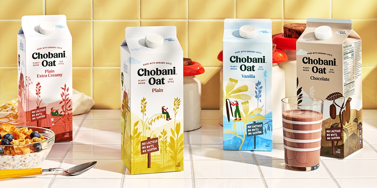 Chobani Oat Milk Drinks Review Amp Info Dairy Free Vegan