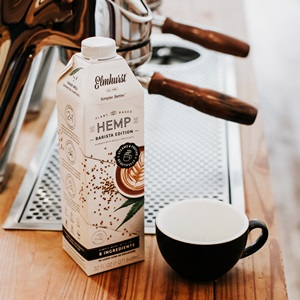 Elmhurst Barista Plant Milks Review and Info - different types of milks made for steaming, foaming, and creaming - dairy-free, vegan, soy-free, and gluten-free