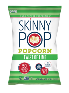 SkinnyPop Popcorn now in Dairy-Free Cheesy, Collagen, and Holiday Flavors - Review and Info for all Dairy-Free & Vegan Flavors