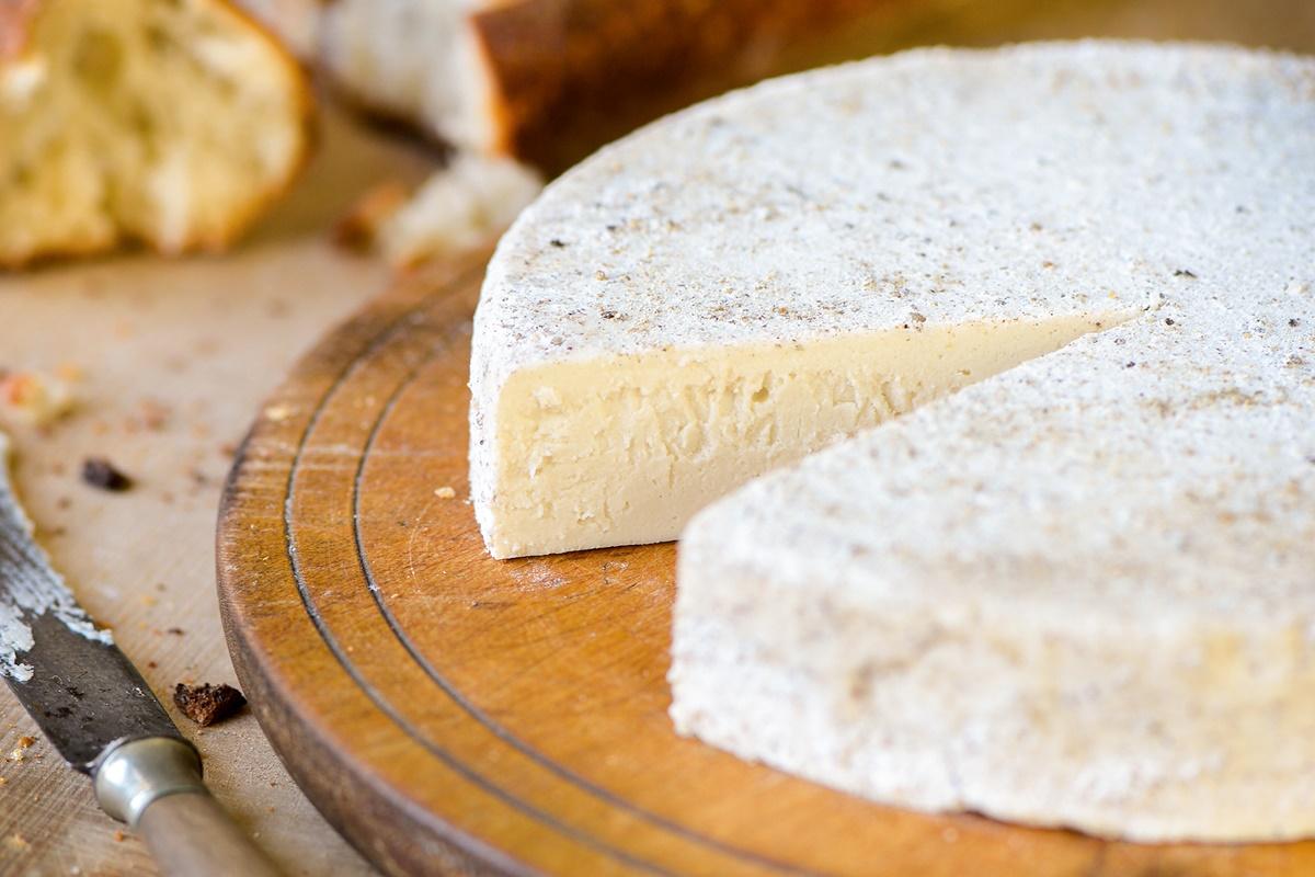 Dairy Free Brie Cheese Recipe Truffled Garlic Camembert Options
