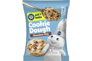 Pillsbury Cookie Dough Comes in All These Dairy-Free Varieties! Reviews, Ingredients & Full Details. Pictured: Pillsbury Deluxe Chocolate Chip Cookie Dough